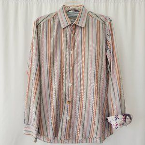 Ted Baker London Men's striped Dress shirt